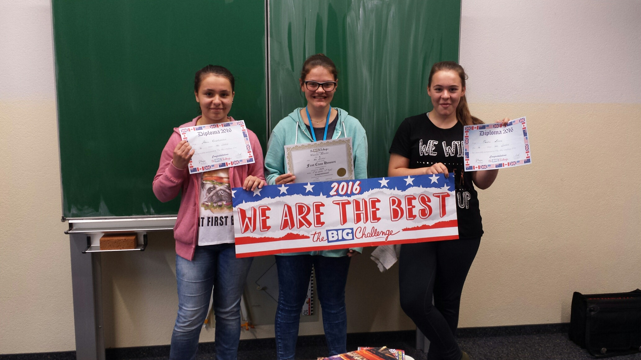 THE BIG CHALLENGE -  the English contest for schools - Bild 1